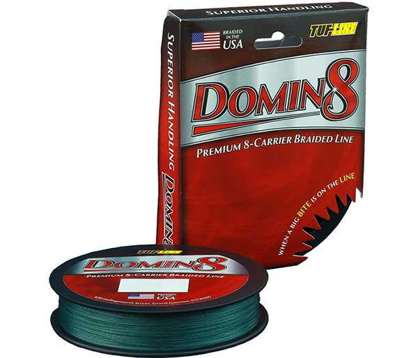 Tuf-Line Domin8 Braided Line - NOW IN STOCK