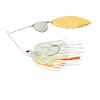 Painted Head Hammered Tandem Willow Spinnerbait
