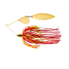 Screamin Eagle Gold Frame Tandem Willow Spinnerbait