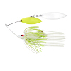 Screamin Eagle Painted Head Double Willow Spinnerbait