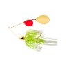 Gold Frame Tandem Colorado Spinnerbait
