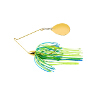 Gold Frame Single Colorado Spinnerbait