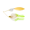 Gold Frame Tandem Willow Spinnerbait