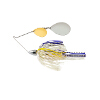 Nickel Frame Tandem Colorado Spinnerbait