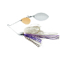 Nickel Frame Finesse Colorado/Turtleback Spinnerbait