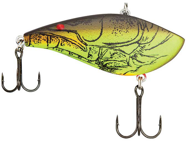 Rattle Bait Real Craw Series