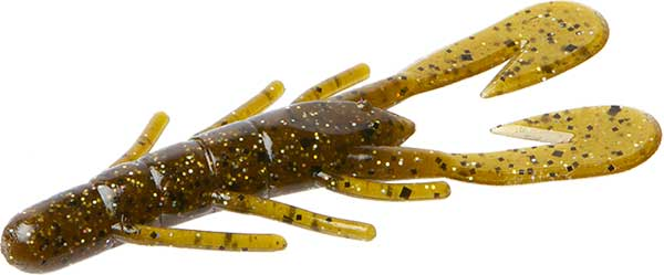 Zoom Bait Magnum Ultra-Vibe Speed Craw - BACK IN STOCK