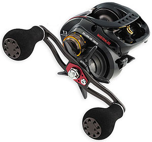 Daiwa Zillion HD TWS Baitcasting Reel - NOW IN STOCK
