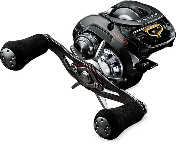 Daiwa Zillion TWS HD Baitcasting Reel - NEW IN REELS