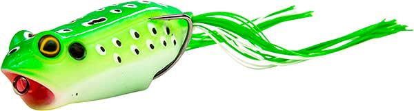 Z-Man Leap FrogZ Popping Frog - NOW AVAILABLE