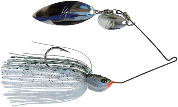 Z-Man SlingBladeZ Colorado Willow Spinnerbait - NEW SPINNERBAIT
