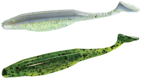 Zoom Bait Swimmin' Super Fluke Series - $1.99 Sale