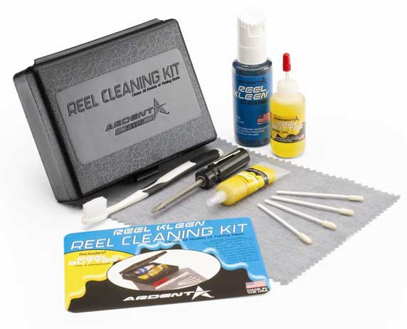 Ardent Reel Kleen Cleaning Kit - Freshwater - NOW AVAILABLE