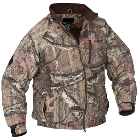 ArcticShield Essentials Jacket  Mossy Oak Break Up Infinity
