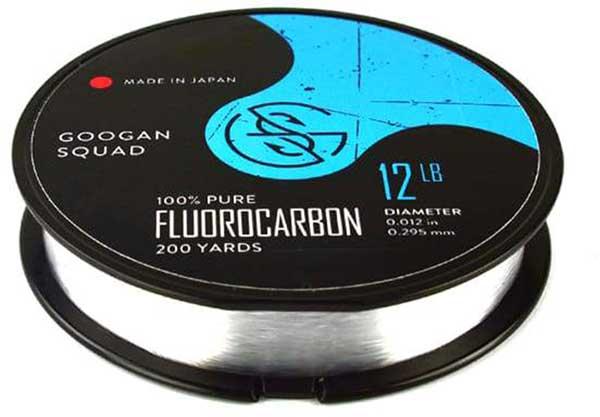 Googan Squad Fluorocarbon Line - NEW FISHING LINE