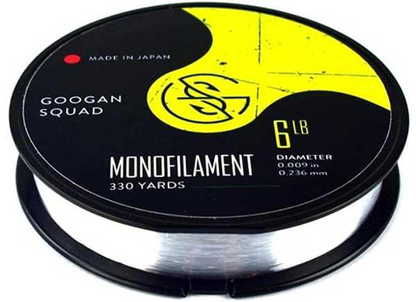 Googan Squad Monofilament Line - NEW FISHING LINE