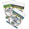 Diamond X-Hard Monofilament Wind-On Leader