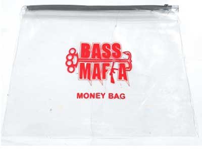 Bass Mafia Money Bag - NOW STOCKING