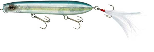 Evergreen Topwater Plug - BACK IN STOCK
