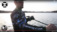 13 Fishing Concept C Low-Profile Casting Reel Video
