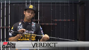 Verdict Spinning Series Rods