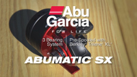 Abumatic SX Spincast Reel
