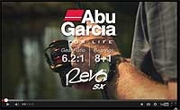 Abu Garcia Revo SX Spinning Reel Video