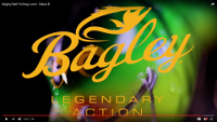 Bagley Balsa B Crankbait Video
