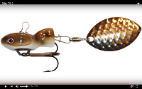 Blitz Lures TS-2 Video