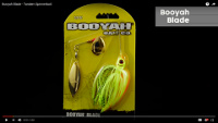 BOOYAH Tandem Blade Spinnerbait Video