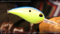 Jenko Fishing CD Series Deep Diving Crank Bait Video