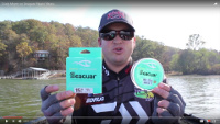 Seaguar Rippin' Premium Monofilament Line Video
