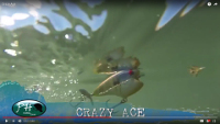 PH Custom Lures Crazy Ace Video