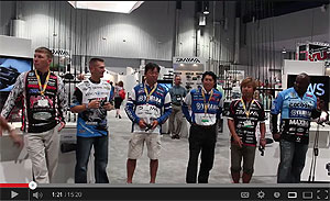 Daiwa Tatula Casting Reel Video