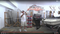 Dobyns Rods Champion Extreme HP Series Casting Rods Video