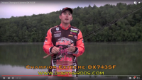 Dobyns Rods Champion Extreme HP Series Spinning Rods Video