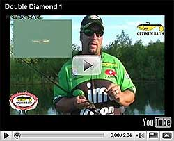 Optimum Double Diamond Swimmer Video