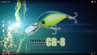 Evergreen CR-8 Crankbait Video