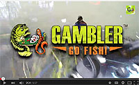 Gambler Heavy Cover Southern Swim Jig Video