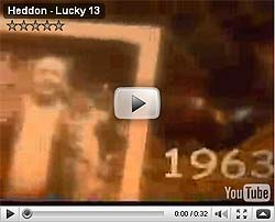 Heddon Lucky 13 Video