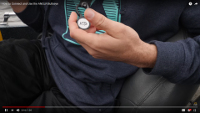 ANGLR Bullseye Bluetooth Fishing Tracker Video