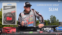 Winn Grips Superior Rod Overwrap Slim Video