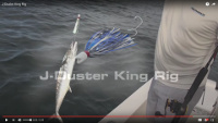 Bomber Saltwater Grade J-Duster King Rig Video