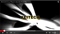 Keitech Crazy Flapper Video