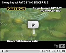 Keitech Swing Impact Fat Video