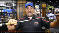 GLX Jig & Worm Series Casting Rods