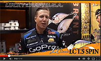 Video: Lucky Craft LC 1.5 Spin Crankbait
