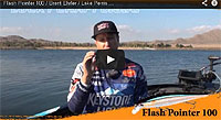Lucky Craft Flash Pointer 100 Video