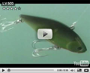 Lucky Craft LV Series Crankbaits Video