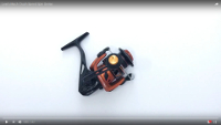 Lew's Mach Crush Metal Speed Spin Spinning Reel Video